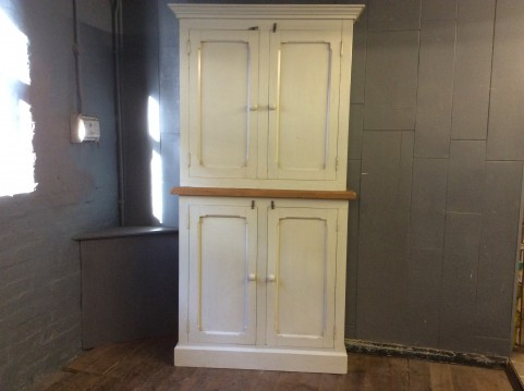 Tall narrow cupboard