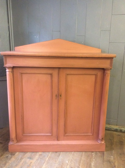 Architectural Vestry Cupboard