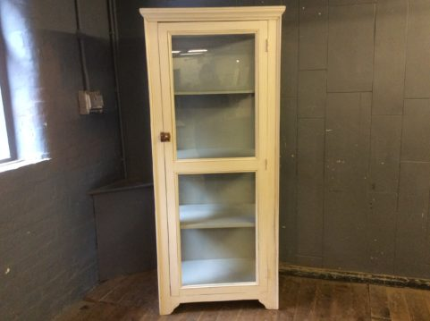 Glazed Medical Cabinet