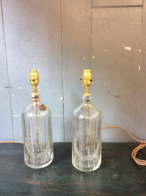 Soda Syphon Table Lamp ( pair of )