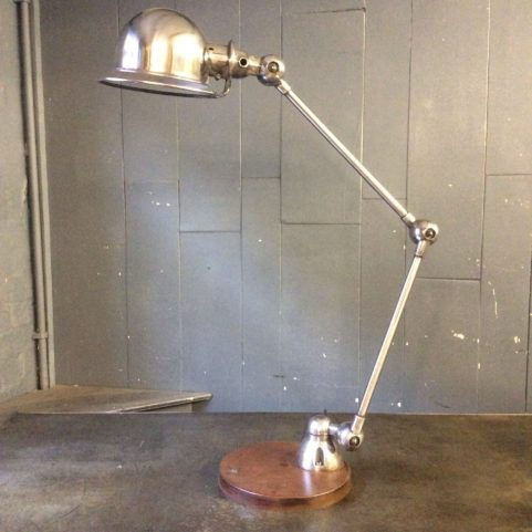Vintage Jielde articulated arm lamp
