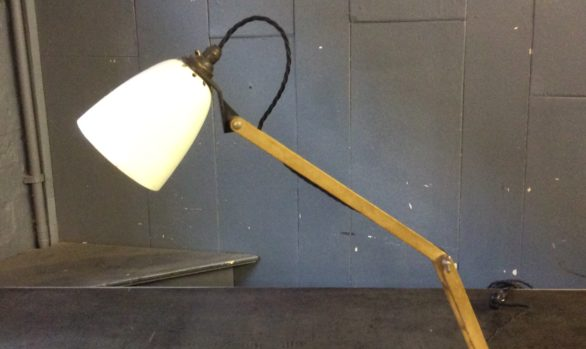 Vintage Mac Desk Lamp