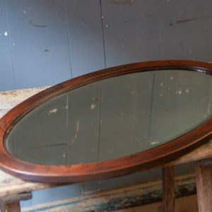 Oval Decorative Mirror