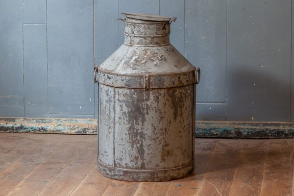 Restored Vintage Milk Can