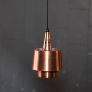 1950's Copper Pendant