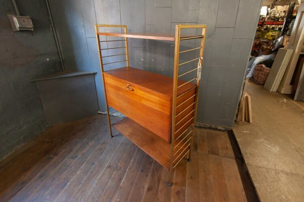 1950s Ladderax Shelf Unit