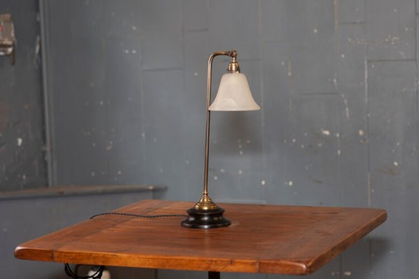 Black Base Table Light