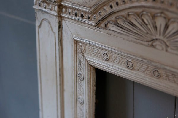 Victorian All in One Fireplace Detail