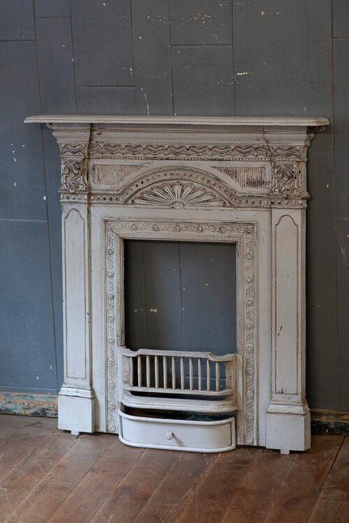 Victorian All in One Fireplace